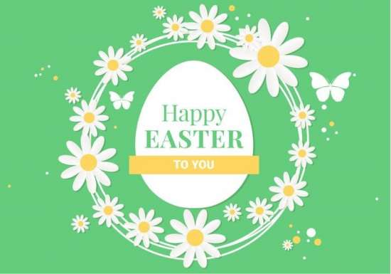 free_spring_happy_easter_vector_illustration