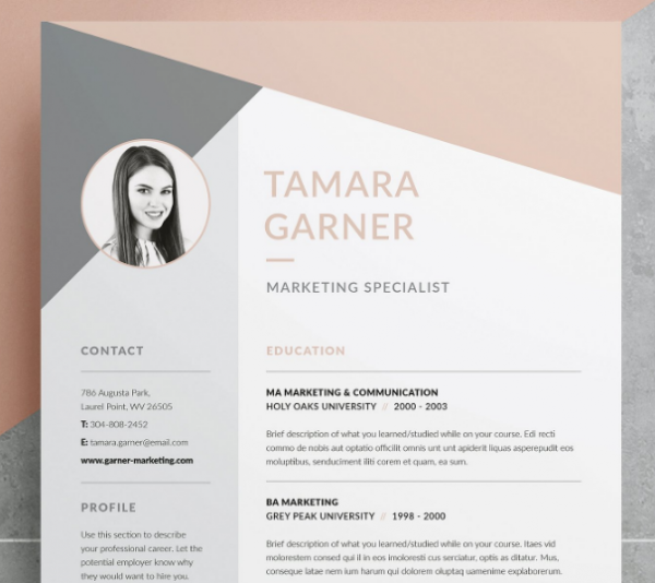 tamara_resume_cv