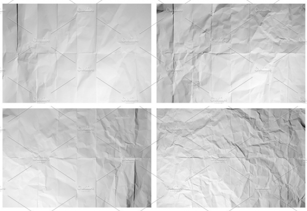 30_folded_crumpled_paper_textures
