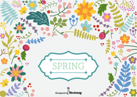 spring_floral_vector_background
