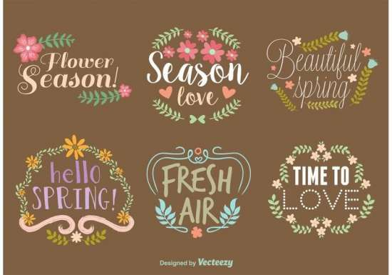 spring_vector_typography_wreaths