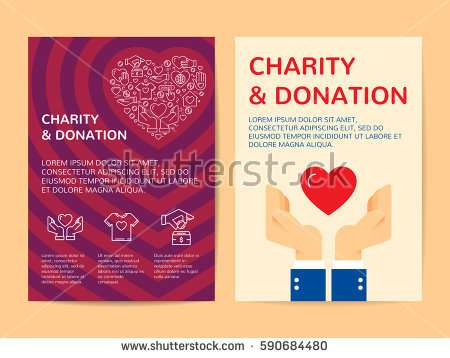 charity_and_donation_banner_design_template_with_vector_graphic_flat_helping_hand
