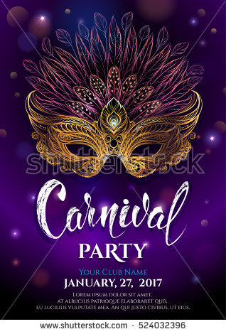 golden_carnival_mask_with_feathers