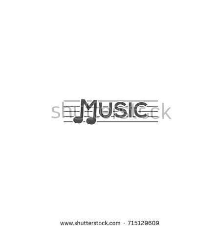 music_logo_creative_concept