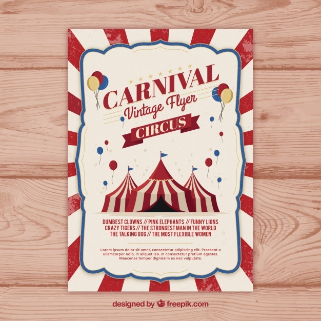vintage_carnival_party_flyerposter
