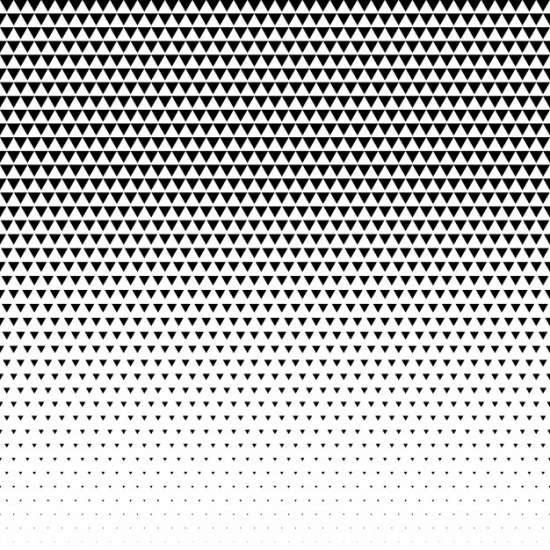 triangle_pattern_design_halftone_vector