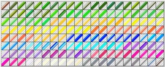 160_free_bars_photoshop_gradients
