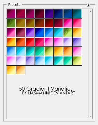 50_gradient_varieties