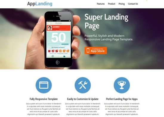 app_landing_responsive_app_landing_page_website_template