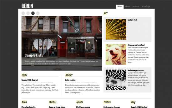 berlin_free_wordpress_theme