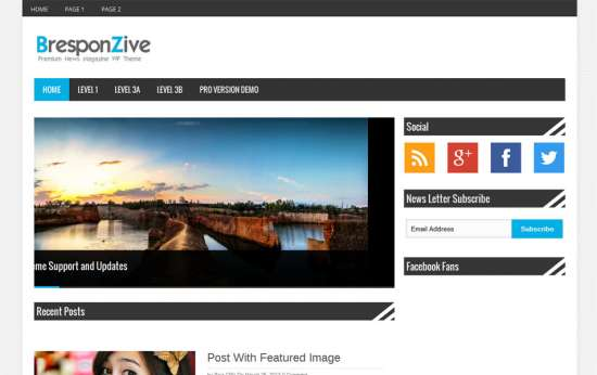 bresponzive_free_wordpress_theme