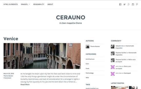 cerauno_responsive_wordpress_theme