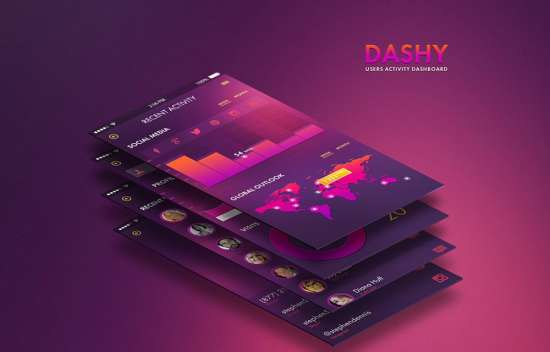 dashy_dashboard_ui_design_psd