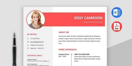 delight_free_resume_template_ms_word_pdf