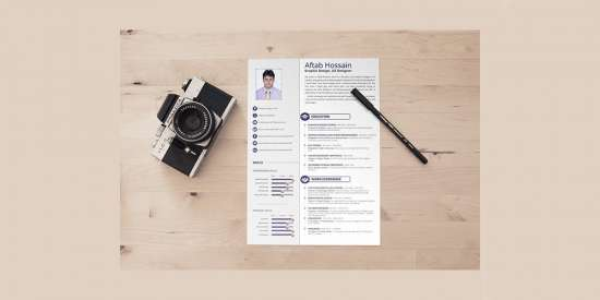 free_2_page_resume_template_psd