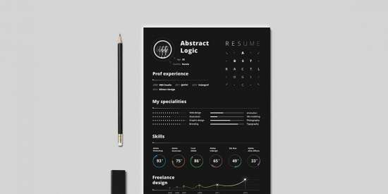 free_abstract_resume_template_for_designers_ai