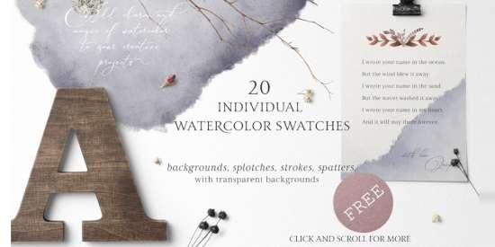 free_folklore_watercolor_set