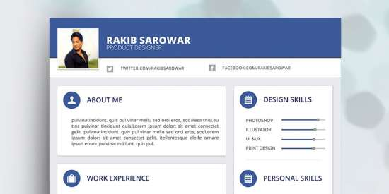 free_material_style_resume_template_psd