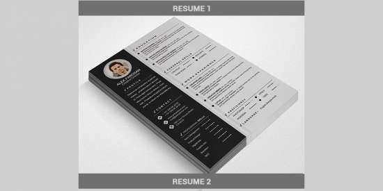 free_resumecv_template_psd