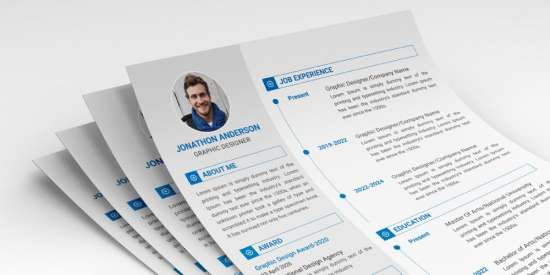 free_resume_template