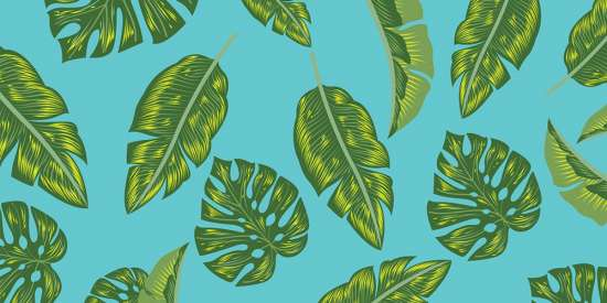free_tropical_palm_leaves_vector_patterns_ai_jpg