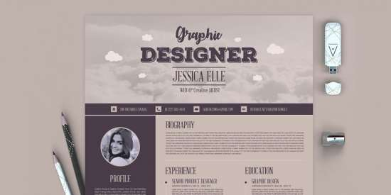 free_vintage_resume_design_template_for_designers_ai