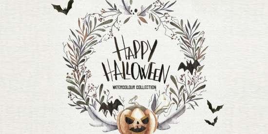 free_watercolor_halloween_set_ai_eps_jpg
