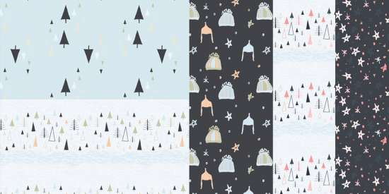 hand_drawn_seamless_winter_patterns_jpg