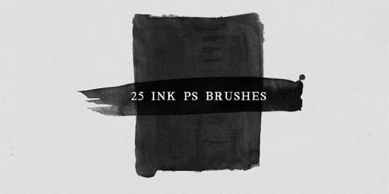 ink_and_watercolor_photoshop_brushes_abr