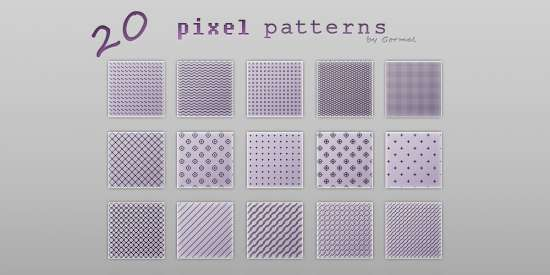 pixel_patterns_for_photoshop_pat