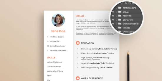 resume_template_psd