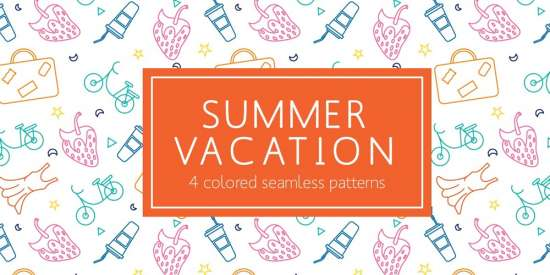 summer_vacation_pattern_ai_png_eps