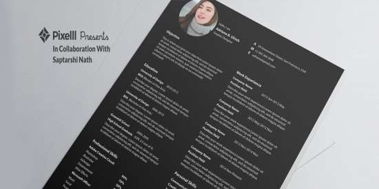 ultra_minimal_resume_templates_psd