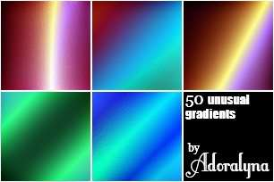 unusual_gradients