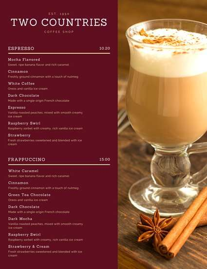 maroon_coffee_drink_menu