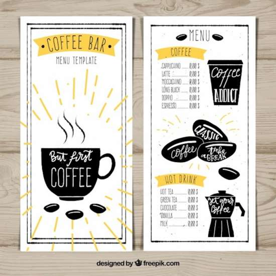 coffee_bar_menu_design