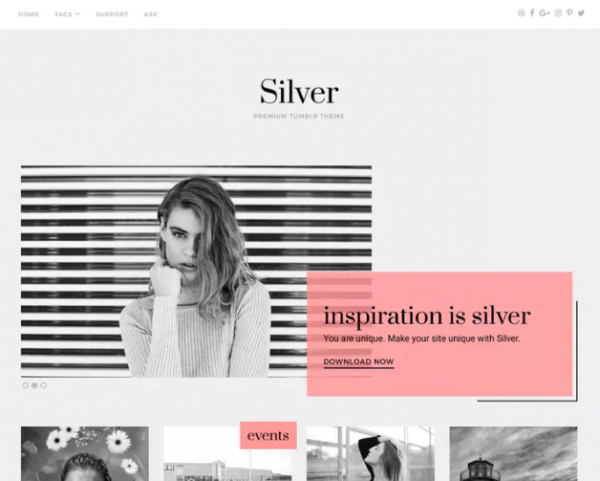 silver_tumblr_theme_for_fashionistas_and_visual_creators
