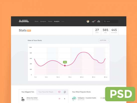 dribbble_dashboard_stats