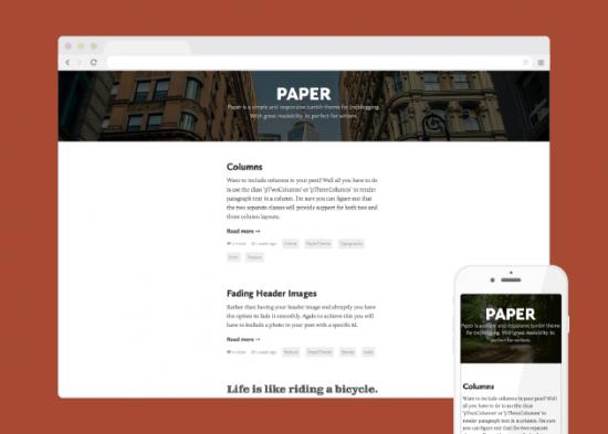paper_free_tumblr_theme