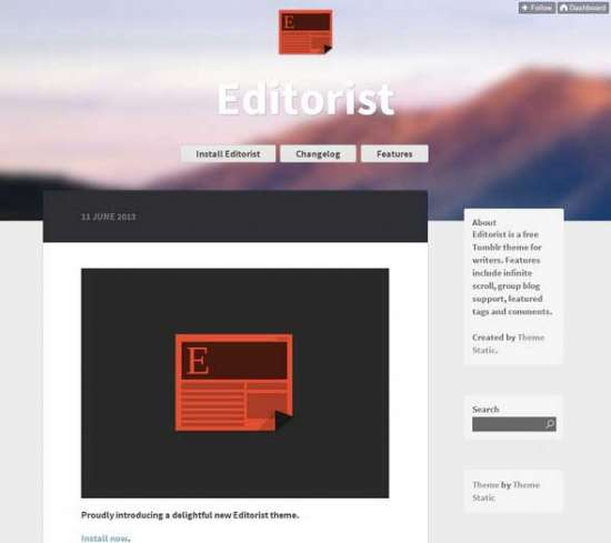 editorist_free_tumblr_theme