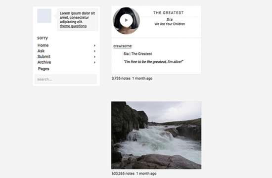 foudre_free_tumblr_theme