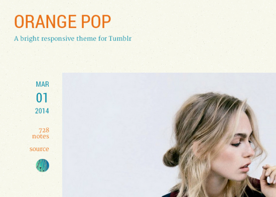 orange_pop_free_tumblr_theme