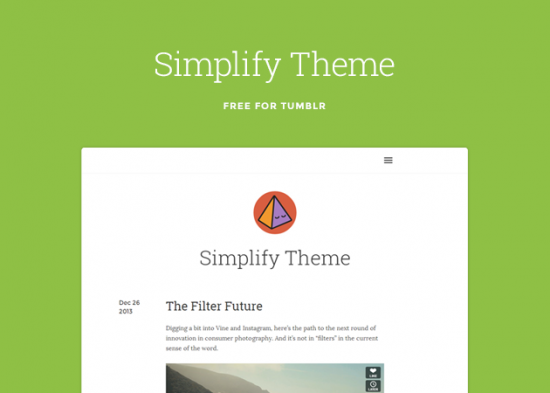 simplify_free_tumblr_theme