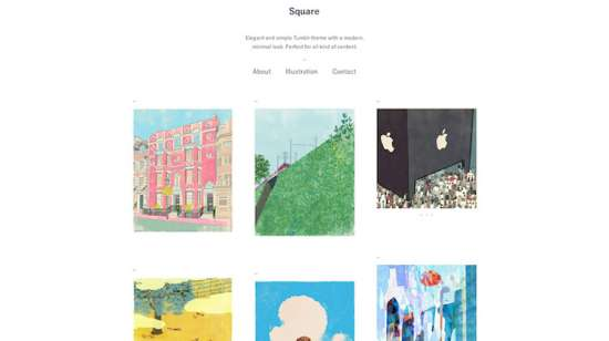square_free_tumblr_theme