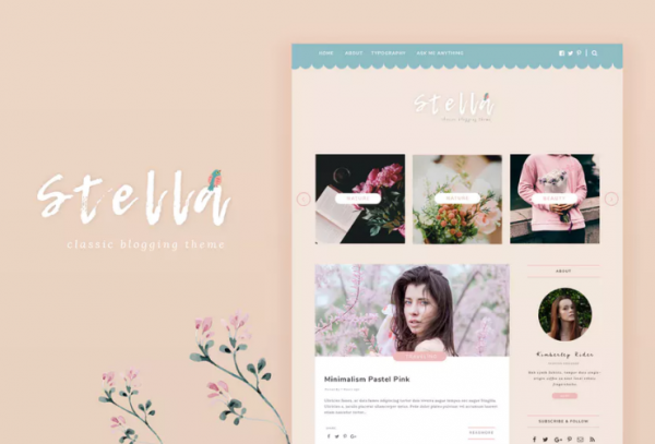 stella_classic_blogging_theme