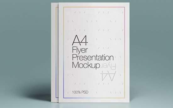 a4_flyer_presentation_mockup