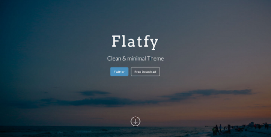 flatstyle_free_one_page_bootstrap_template