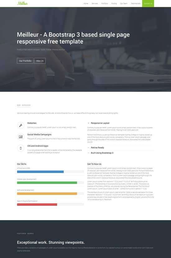 free_one_page_html_css_website_template_(bootstrap_3)_meilleur