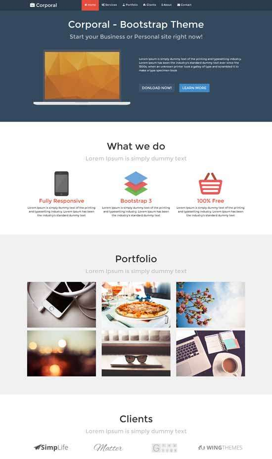 corporal_free_one_page_responsive_bootstrap_theme