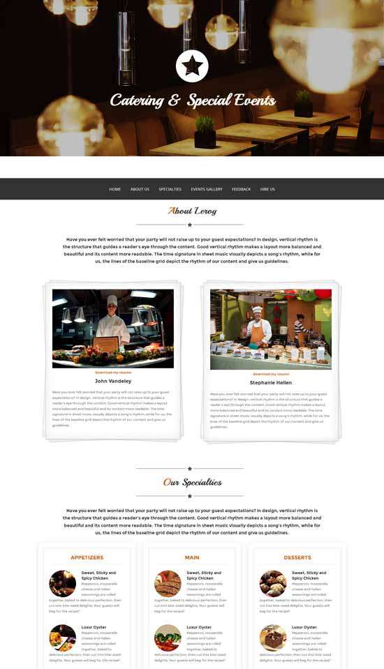 leroy_free_onepage_bootstrap_template